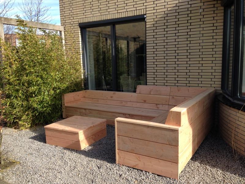 houten loungeset - hoveniersbedrijf diemelgroenvoorzieningen voor