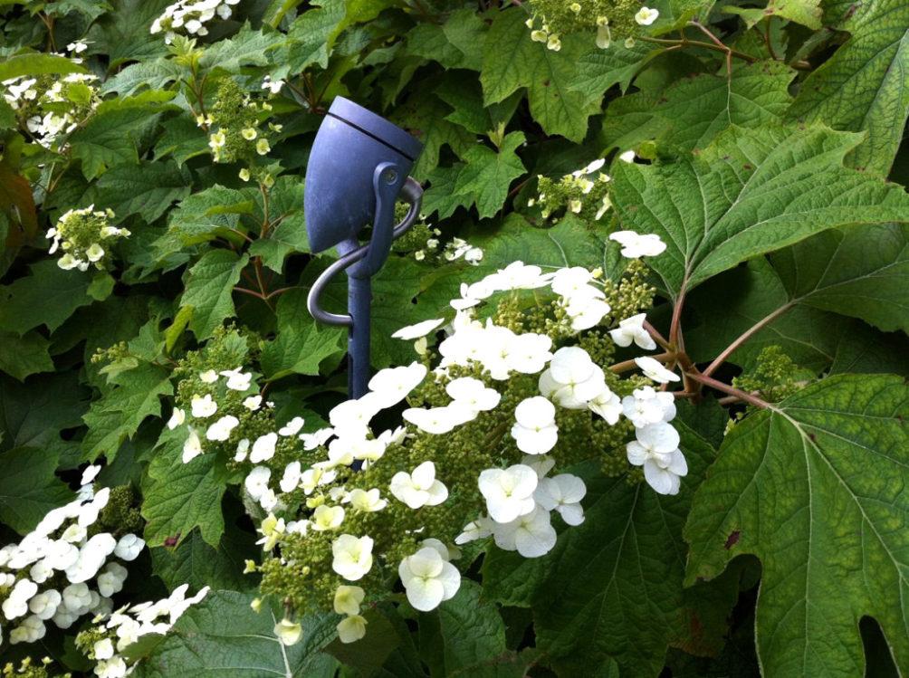25 Moderne tuinverlichting speelt ook een belangrijke rol in de tuinbeleving.