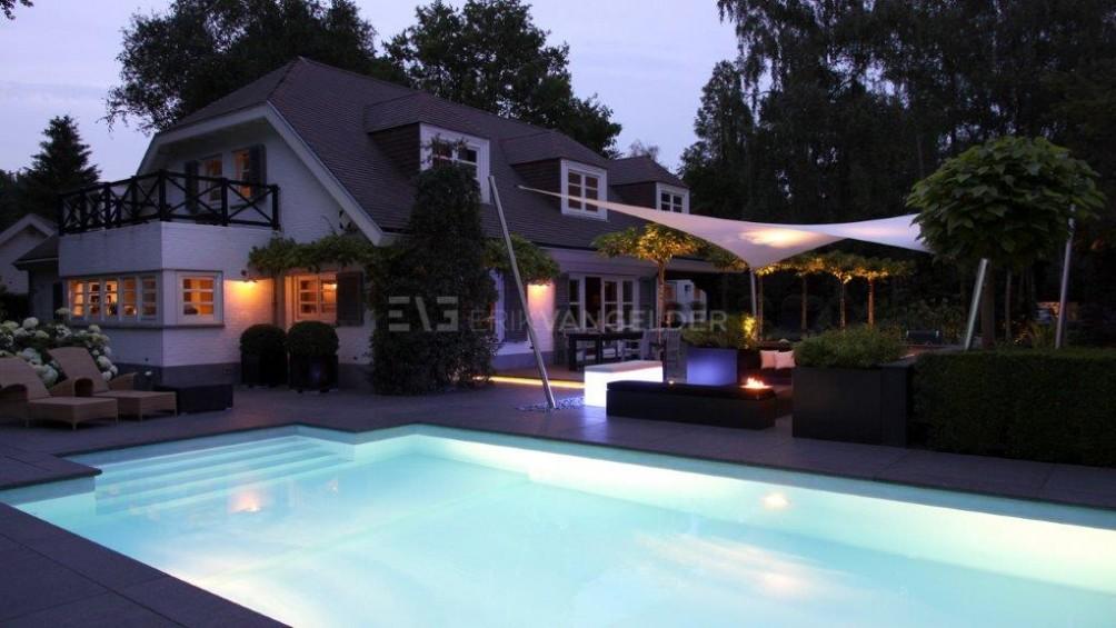 Luxe tuinen diemel - Tuin en zwembad design ...