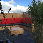 Diemel, veranda, schutting, loungeset | regio delft westland den haag